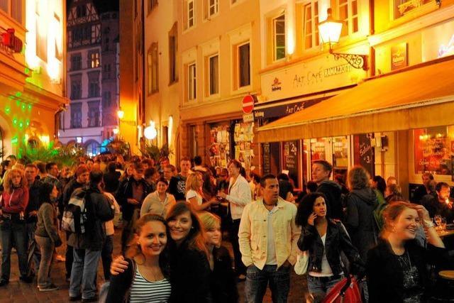 Downtown-Streetparty nur noch alle zwei Jahre