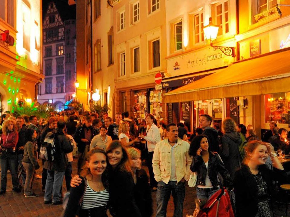 Straßenfest? Erst Nächstes Jahr.     Foto: Rita Eggstein (Archiv)