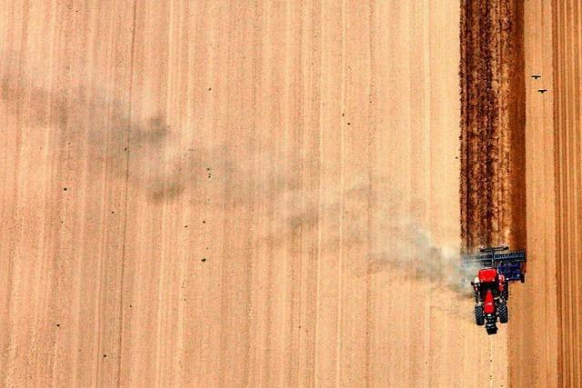 Trockenheit setzt Bauern und Schiffseignern zu
