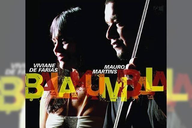 CD: BRASILIEN: Fulminantes Duo
