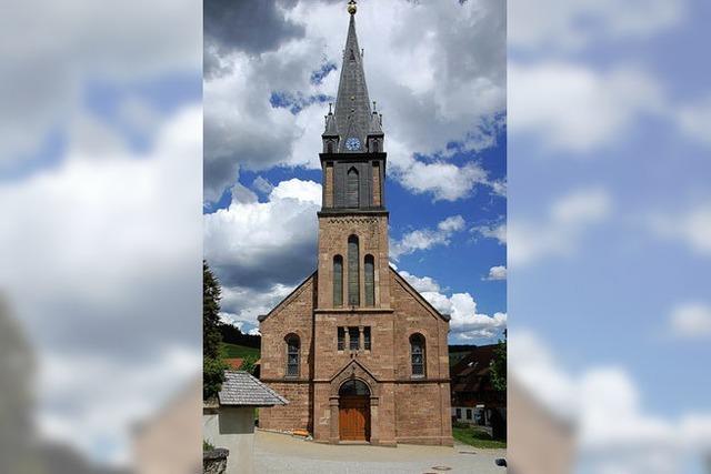 600 Jahre Kirche im Dorf