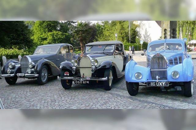 22 Autos aus grauer Vor(kriegs)-Zeit
