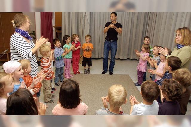Singend sprechen lernen