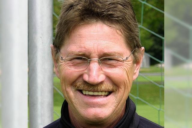 Rolf Sutter neuer Trainer