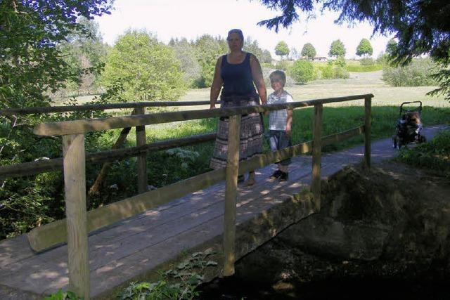 Die Brücke, von der niemand etwas wusste
