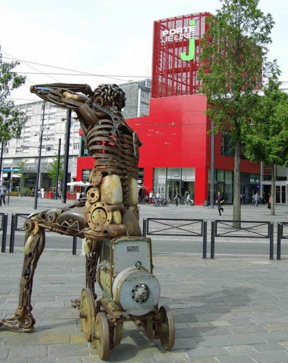 Einkaufszentrum Mulhouse