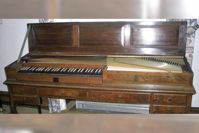 Ein Musikinstrument der leisen Töne