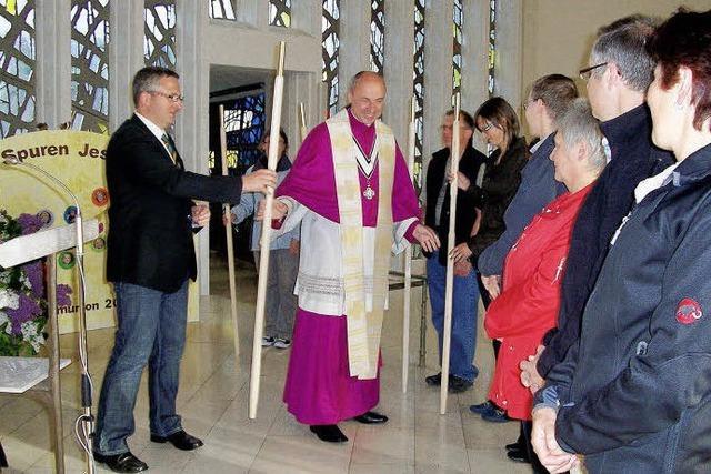 Das ganze Dekanat ist gespannt auf den Papst