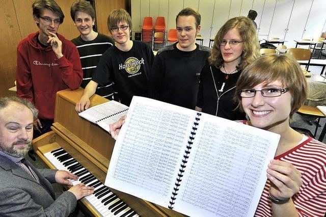 Schüler haben ein Stück komponiert, das das SWR-Sinfonieorchester nun aufführt