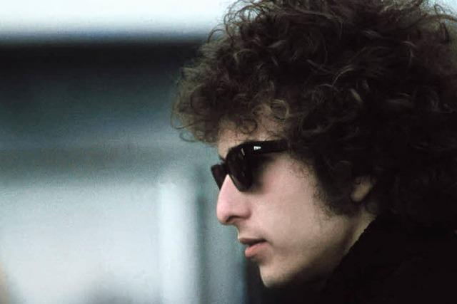 Bob Dylan: Der nach Worten taucht