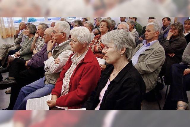 Viel Interesse an einer Kirche, die ihren Laien vertraut