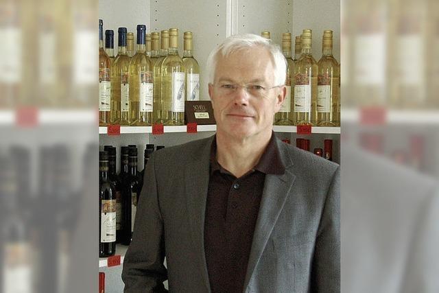 """Eckart Escher über das neue Weinhaus: """"Das ist ein stimmiges Bild"""""""