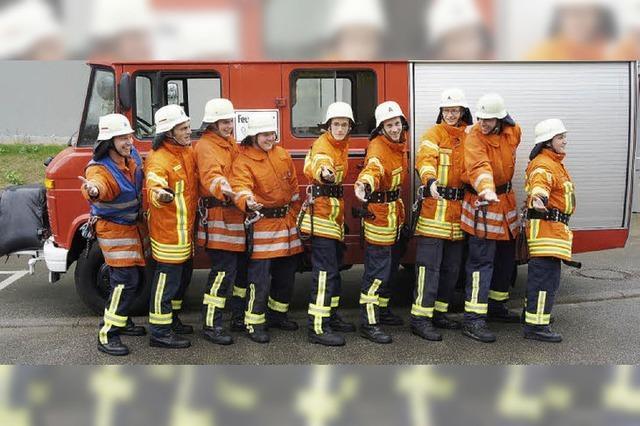 Bronze für Feuerwehrteam
