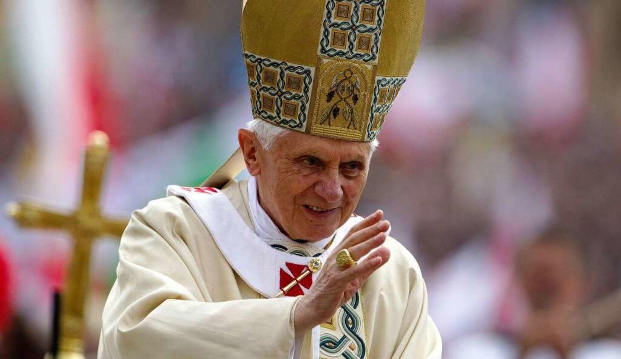 Papst Benedikt XVI. kommt im September...heit der Pilger hat höchste Priorität.  | Foto: dpa