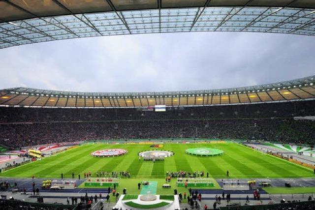 Der DFB-Pokal ist ein Berliner – bis in alle Ewigkeit?