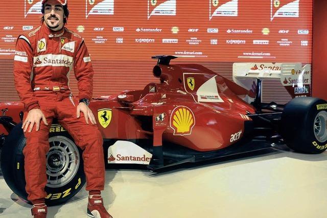 Alonso fühlt sich privilegiert