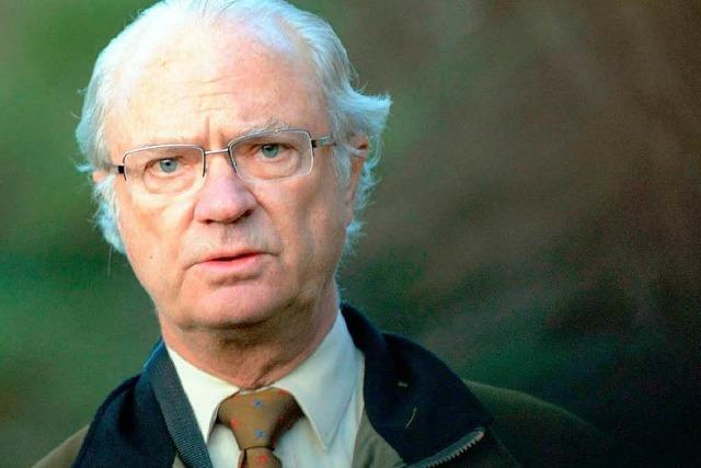 Carl Gustafs falsche Freunde