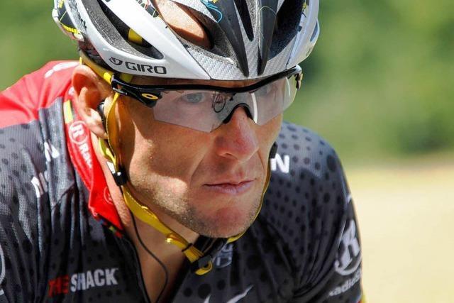Lance Armstrong und das EPO