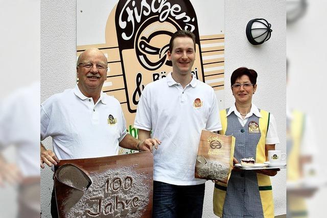 100 Jahre Bäckerei Fischer: Jedes Brot ist Handarbeit