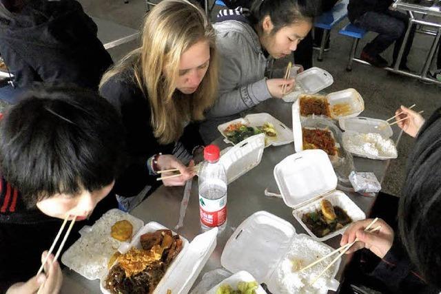 Schule in Schanghai ist kein Zuckerschlecken