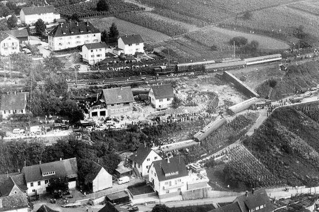 Der Tag, als Rheinweiler eine Katastrophe erlebte