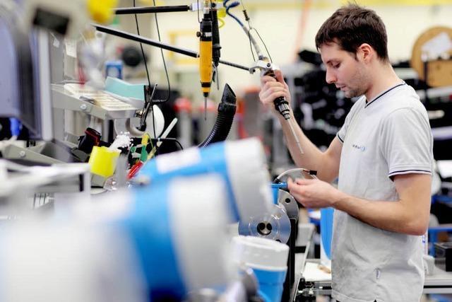 Endress + Hauser schafft 600 neue Stellen - viele in der Region