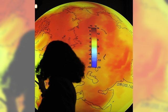 Gerüst für die Klimaschutzstrategie