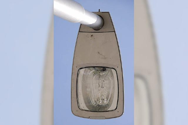 Öko-Licht ist noch zu teuer