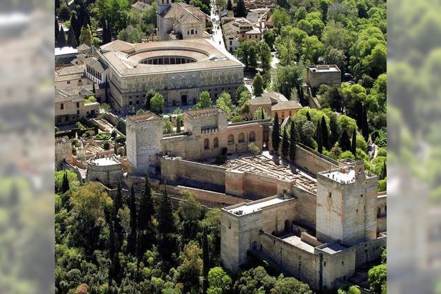 Granada im Mittelpunkt