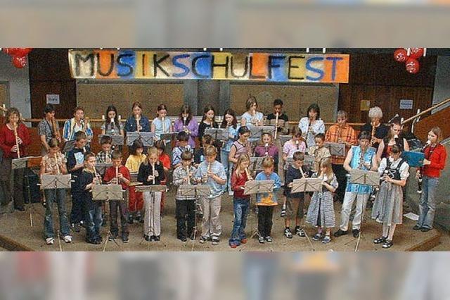 Jugendmusikschule, angenehm