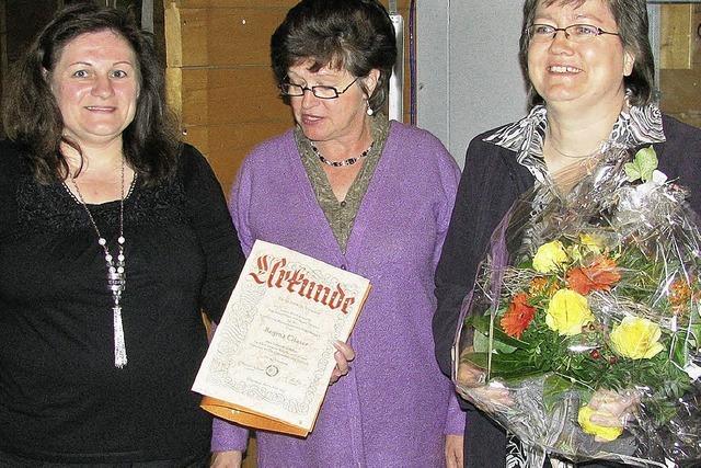 Senioren das Leben versüßt