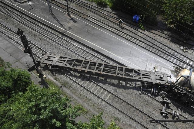 Ersatzroute soll Zugausfälle reduzieren