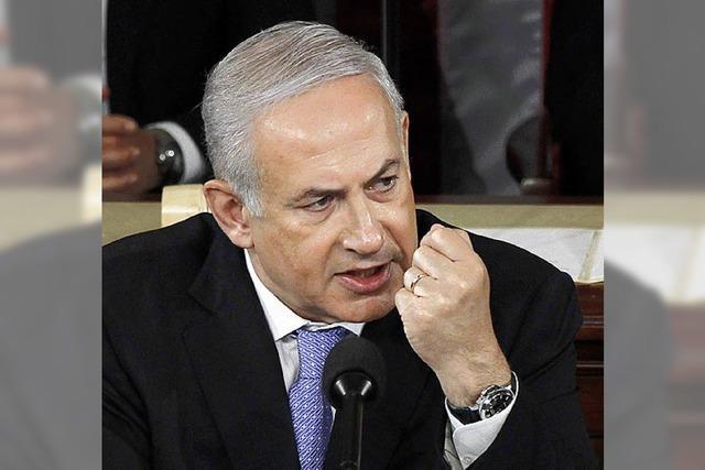 Netanjahu macht verbale Zugeständnisse