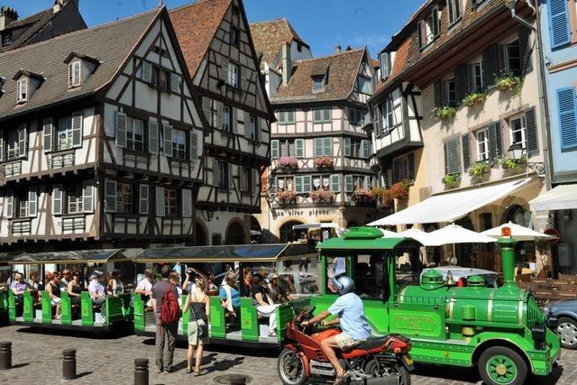 Das pittoreske Colmar zankt um seine Touri-Kutschen