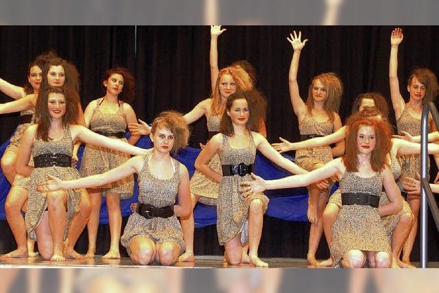 Beliebtes Tanzspektakel