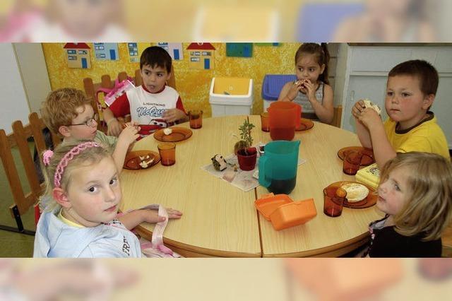 Angebot im Kindergarten Wunderfitz erweitert