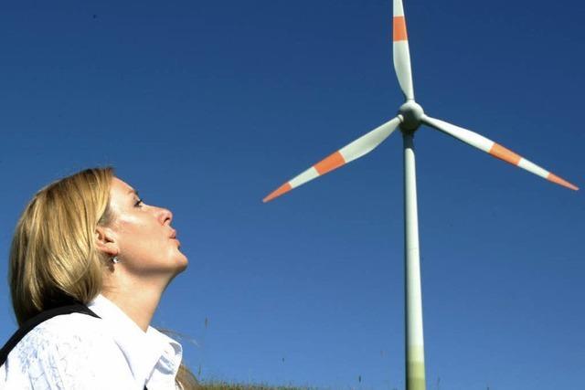 Der Wind frischt auf