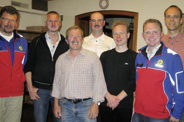Ernst Baur ist seit 50 Jahren bei der Bergwacht