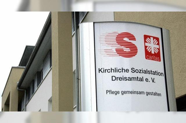 Sozialstation öffnet Räume