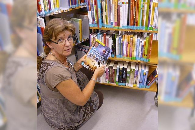 Verjüngungskur für die Bücherei