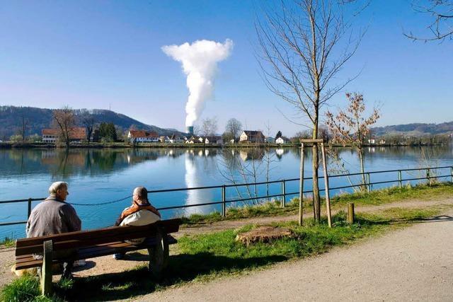 Die Schweiz baut keine AKW mehr