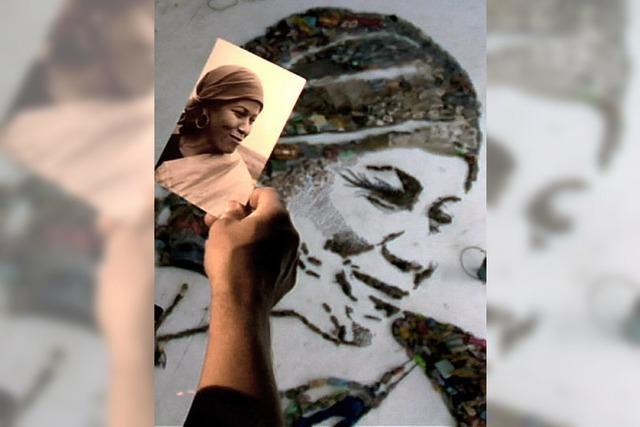 Kunst, die Müll ist