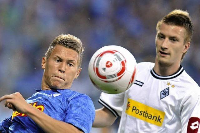 Relegation: Reus trifft und Gladbach bleibt erstklassig