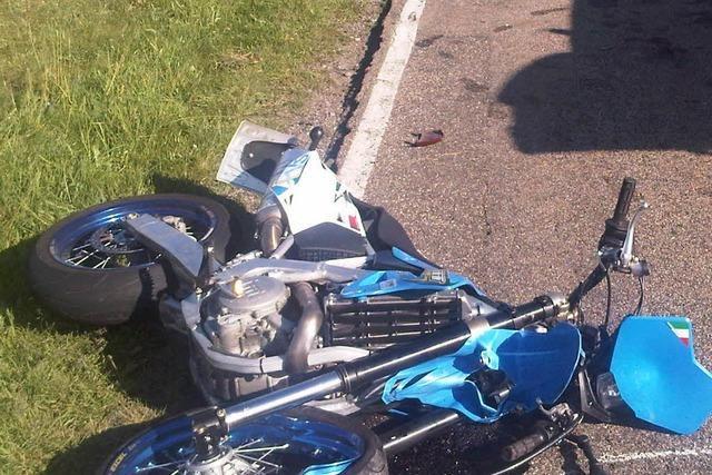 Junger Motorradfahrer stirbt bei Unfall auf Spirzenstrecke