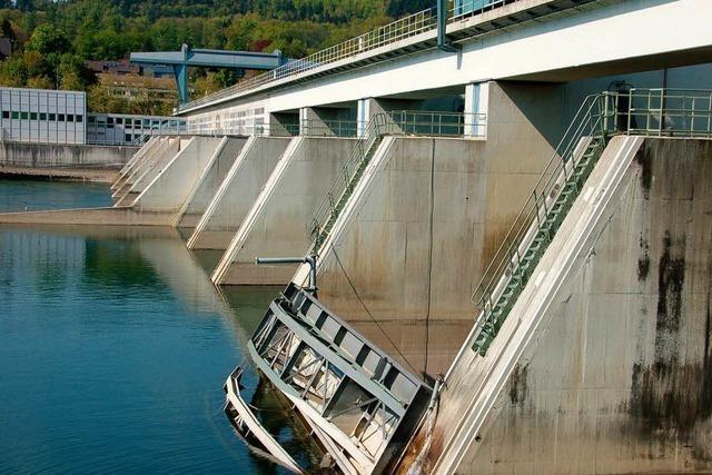 35 Millionen fließen in die Sanierung des Wasserkraftwerks