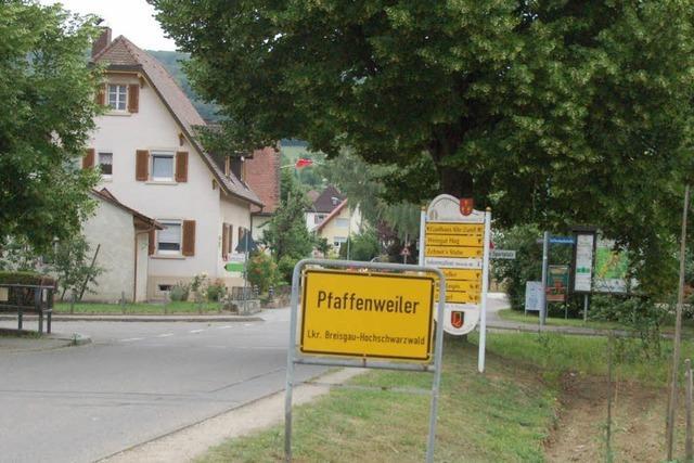 Bluttat in Pfaffenweiler – Mann erschossen aufgefunden – Polizei feuert auf 71-jährigen Verdächtigen