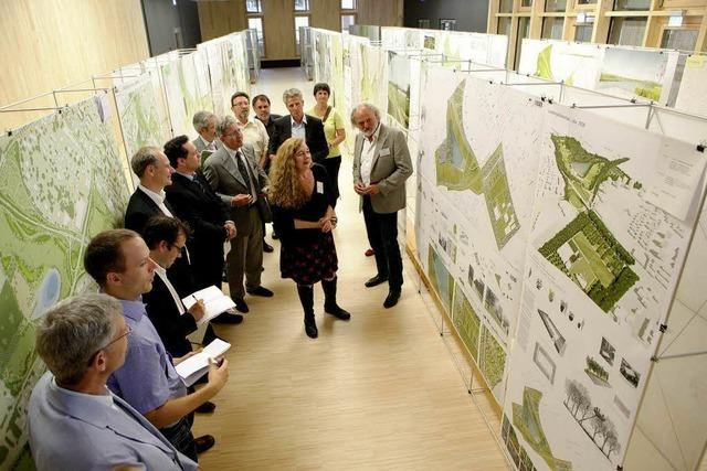 Landesgartenschau: Noch zwei Entwürfe im Rennen