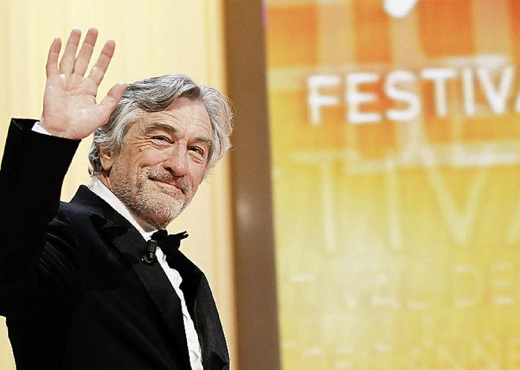 Was plant er als nächstes? US-Star Rob...gene Woche beim Filmfestival in Cannes  | Foto: AFP