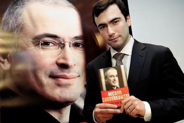 Briefe von Chodorkowski