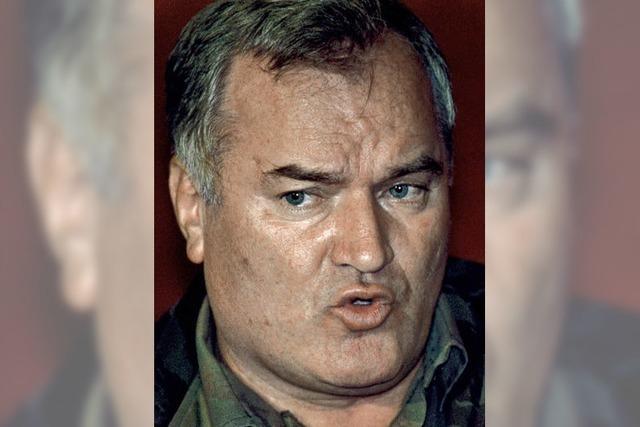 Kriegsverbrecher Mladic gefasst